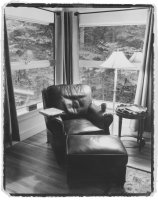 Penland School, About Reading, About Books, Silver Gelatin Print, B&W Photography, Richard Margolis