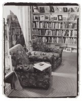 George Eastman Museum, GEH, About Reading, B&W Photography, Fine Art Photography, Richard Margolis, Library