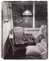 1000 Islands, About books, Reading, Gelatin Silver Print, B&W Photography, Richard Margolis, Fine Art Photography